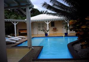 Location Guadeloupe Saint-François Habitation de l'Anse Mancenillier