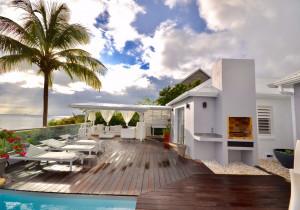 Location Guadeloupe Sainte-Anne Villa les prairies turquoises