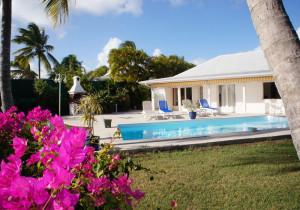 Location Guadeloupe Saint-François Villa ALAMANDA pour 6 personnes avec piscine privative