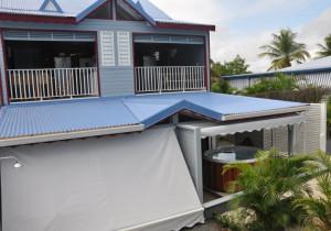 Location Guadeloupe Sainte-Anne PROMO été hiver-20% A 150m de la plage T3 duplex, PISCINE Surf