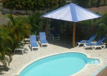 A 150m de la plage:PROMOS SEPT-OCT: 200€ Studios, T2 avec spa, T3