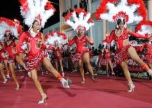 La Grande Parade Nocturne du Carnaval de Saint-François