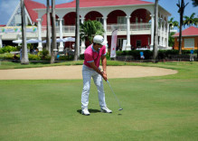 Tournoi International de Golf à Saint-François en Guadeloupe