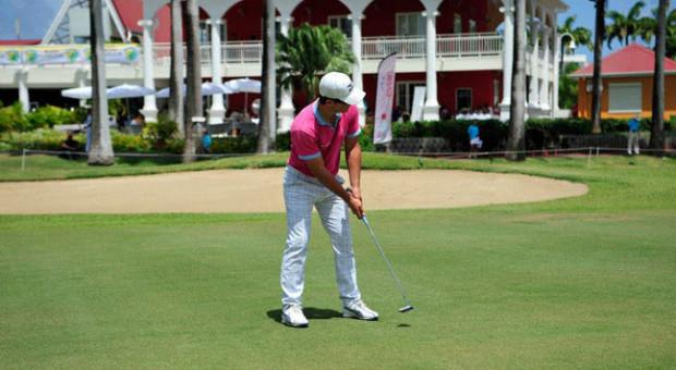 Tournoi International de Golf à Saint-François en Guadeloupe