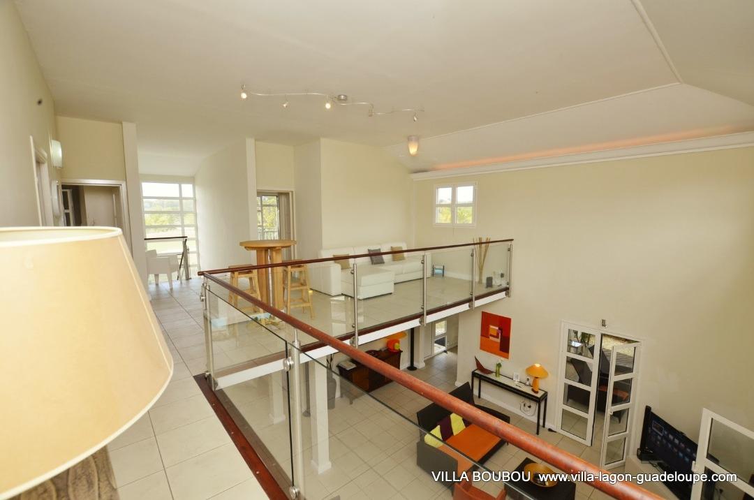 Villa Luxe Les Pieds Dans L 39 Eau Saint Fran Ois Class E 5 Toiles Vos Prochaines Vacances Aux