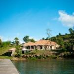 villa de prestige en martinique, luxe ponton privé